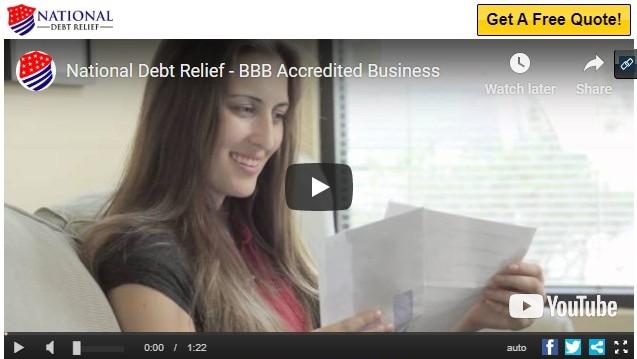 National Debt Relief Video