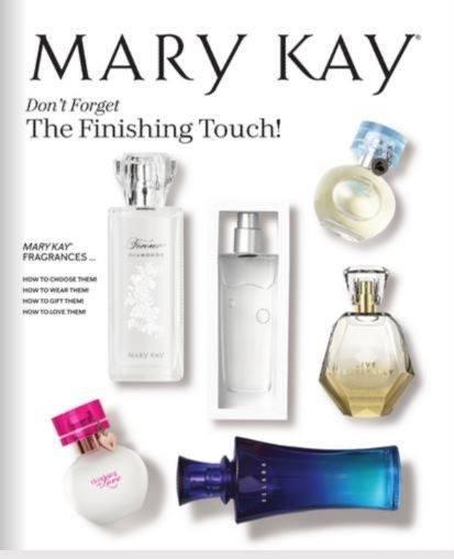 Mary Kay Fragrance