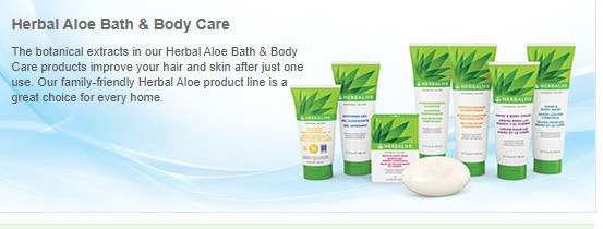 Herbalife Bath and Body Care