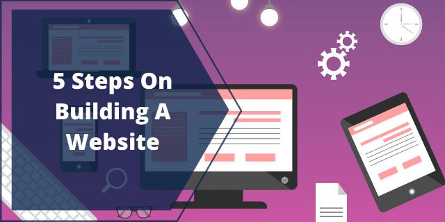 Steps On Building A Website