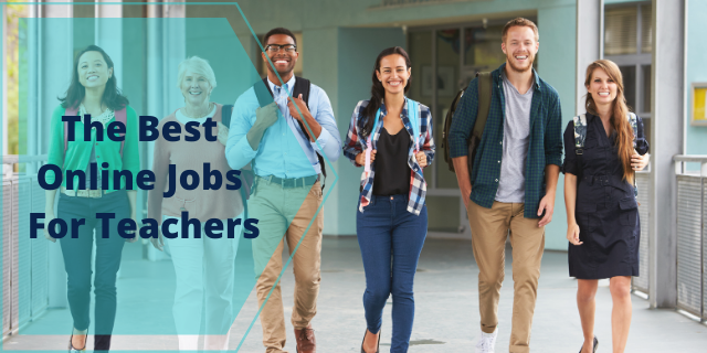 The Best Online Jobs For Teachers